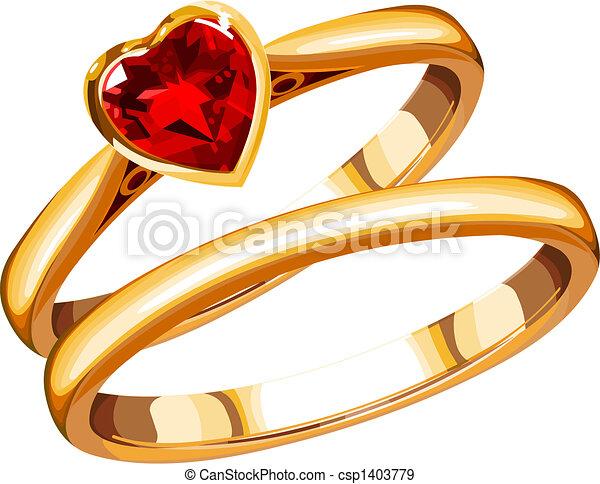 δακτυλίδι  - csp1403779