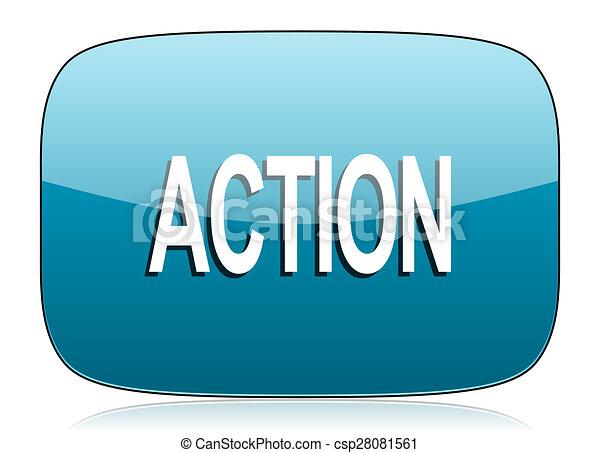 δράση , εικόνα  - csp28081561
