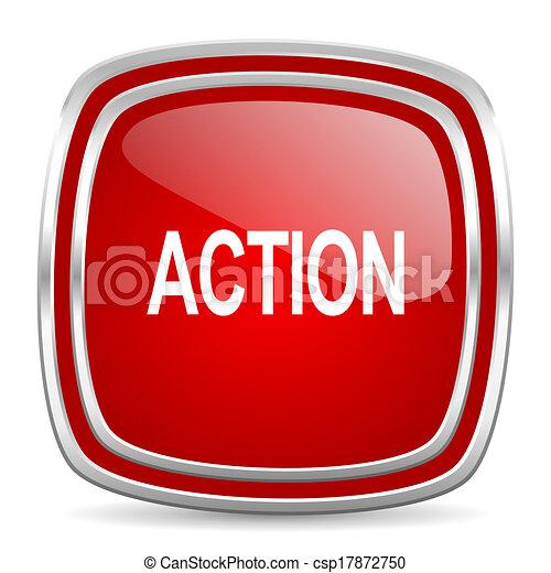 δράση , εικόνα  - csp17872750