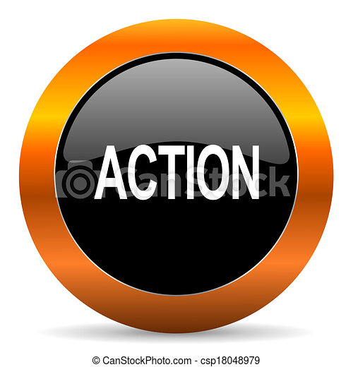 δράση , εικόνα  - csp18048979