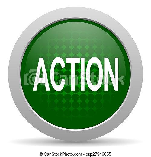 δράση , εικόνα  - csp27346655
