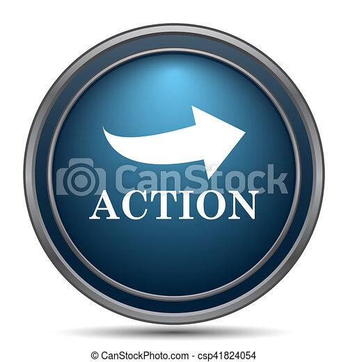 δράση , εικόνα  - csp41824054
