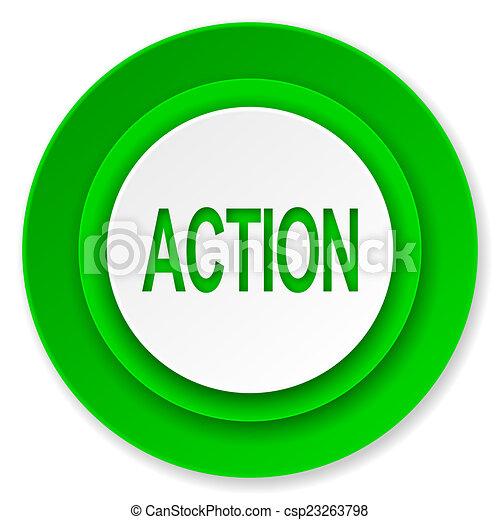 δράση , εικόνα  - csp23263798