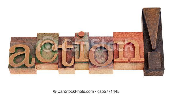 δράση , λέξη , δακτυλογραφώ , στοιχειοθετημένο κείμενο  - csp5771445