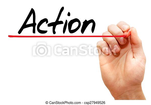 δράση  - csp27949526