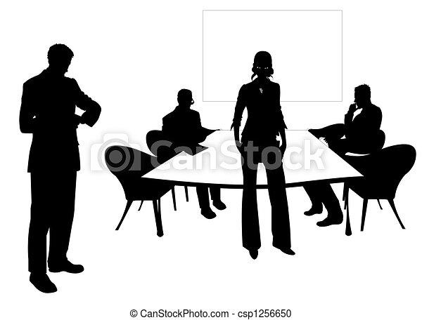δωμάτιο συναντήσεων , αρμοδιότητα ακόλουθοι  - csp1256650