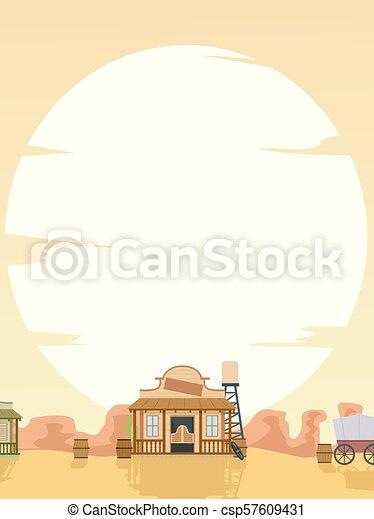 δύση , γριά , ηλιοβασίλεμα , εικόνα , φόντο  - csp57609431