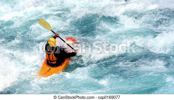 είδος ξύλινης βάρκας  - csp0169077