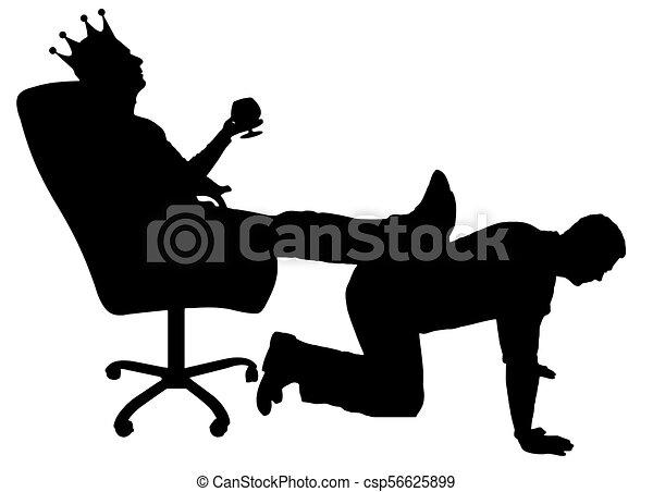 εγωιστικός , κεφάλι , δικός του , περίγραμμα , πολυθρόνα , κάθονται , αποκορυφώνω , πίσω , ανήρ , μικροβιοφορέας , άντραs , γάμπα , threw - csp56625899