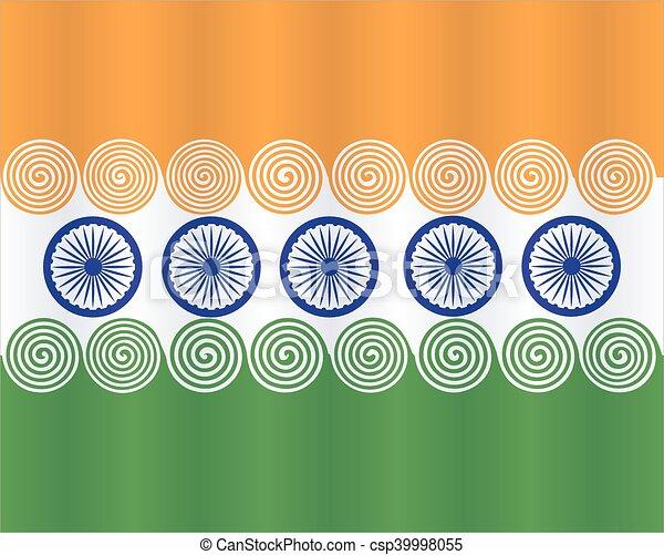 εθνική σημαία  - csp39998055