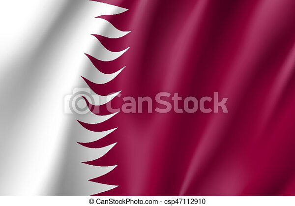 εικόνα , κατάρ , μικροβιοφορέας , σημαία , εθνικός  - csp47112910