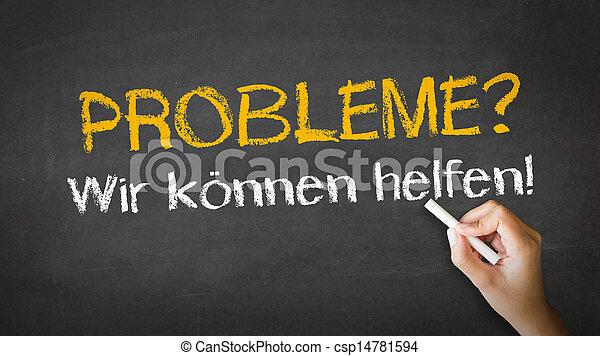 εμείς , german), βοήθεια , ανυπάκοος , μπορώ , (in - csp14781594