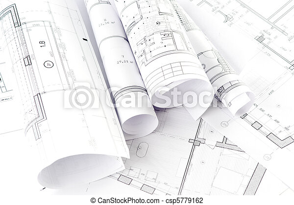 εξέχω , αρχιτεκτονικός  - csp5779162