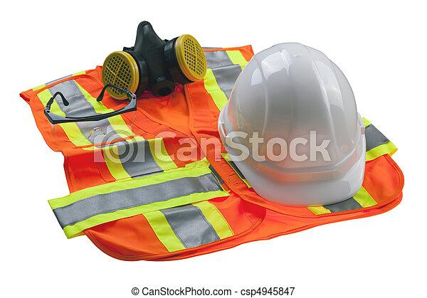 εξοπλισμός ασφαλείας  - csp4945847