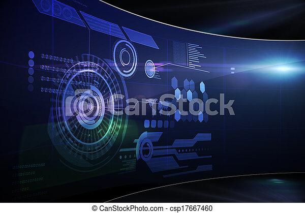 επεμβαίνω , ακαταλαβίστικος , τεχνολογία  - csp17667460