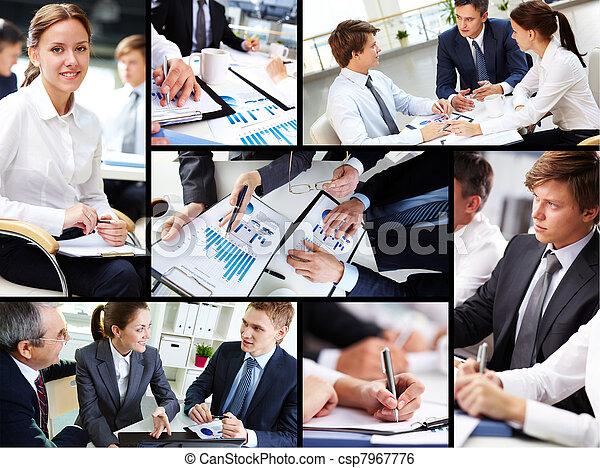 επιχείρηση , ενασχόληση  - csp7967776