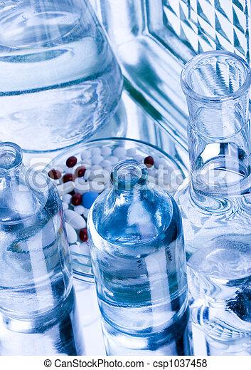 εργαστήριο ιατρικός  - csp1037458