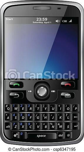 ευκίνητος τηλέφωνο  - csp6347195