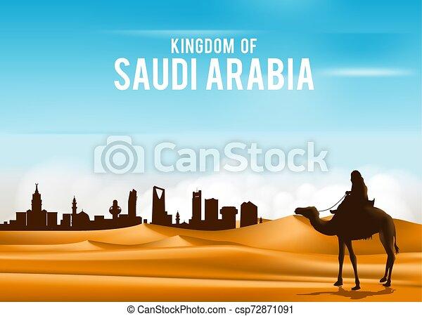 ευρύς , σύνολο , άνθρωποι , καραβάνι , άραβας , ρεαλιστικός , καμήλες , άμμος , ιππασία , εγκαταλείπω  - csp72871091