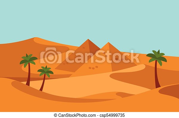 ευρύς , σύνολο , ρεαλιστικός , καραβάνι , άνθρωποι , μέσο , καμήλες , άμμος , east., ιππασία , εγκαταλείπω  - csp54999735