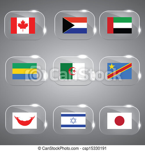 ευρώπη , κόσμοs , σημαίες  - csp15330191