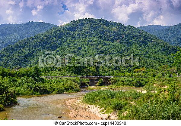 ζούγκλα , λόφος  - csp14400340