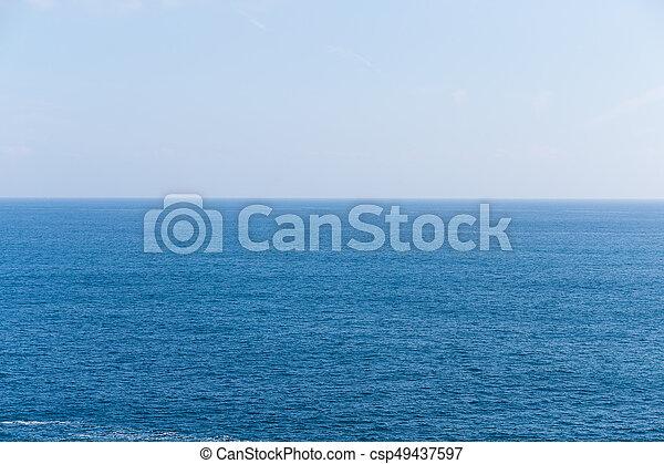 θαλασσογραφία  - csp49437597