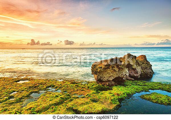 θαλασσογραφία  - csp6097122