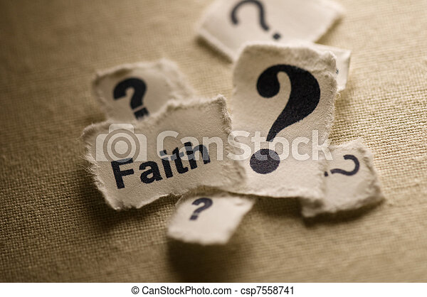 θρησκεία , γενική ιδέα  - csp7558741