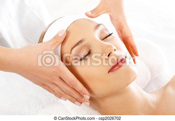 ιαματική πηγή , wellness  - csp2026702