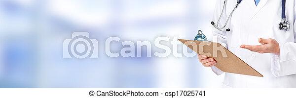 ιατρικός , ακάνθουροσ. , ανάμιξη  - csp17025741