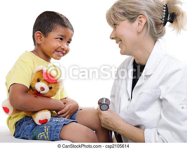 ιατρικός διαγώνισμα  - csp2105614