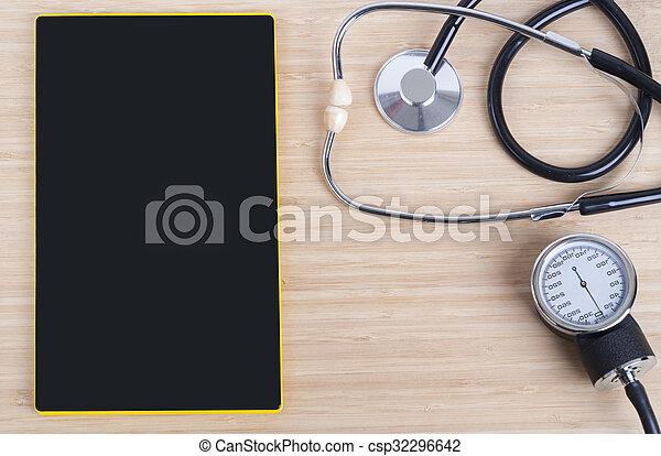 ιατρικός , θέμα , φόντο  - csp32296642
