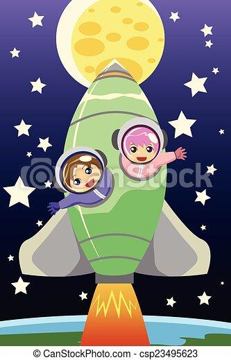 ιππασία , μικρόκοσμος , πύραυλοs  - csp23495623