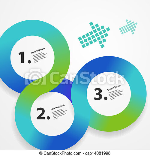 ιστός , κύκλοs , infographic, φόρμα  - csp14081998