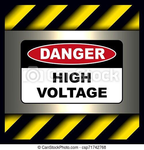 κίνδυνοs , δηλοποίηση αναχωρώ  - csp71742768