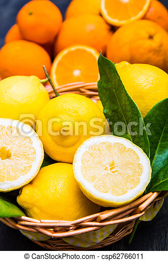 καλαθοσφαίριση , φρέσκος , λεμόνι  - csp62766011