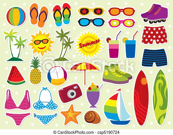 καλοκαίρι  - csp5190724