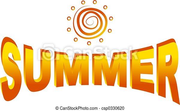 καλοκαίρι  - csp0330620