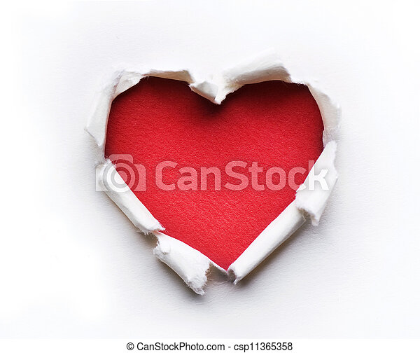 καρδιά , σχεδιάζω , κάρτα , ανώνυμο ερωτικό γράμμα  - csp11365358