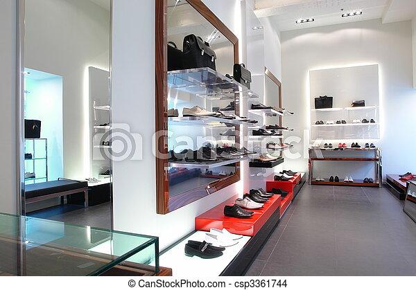 κατάστημα , παπούτσι  - csp3361744