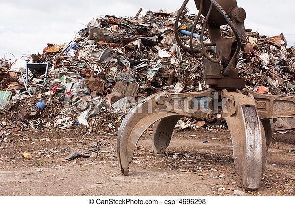 κομματάκι , recycling. - csp14696298