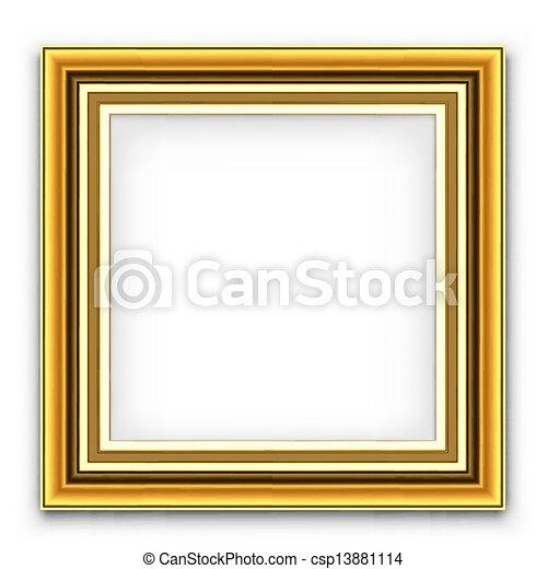 κορνίζα , μικροβιοφορέας , ή , φωτογραφία  - csp13881114