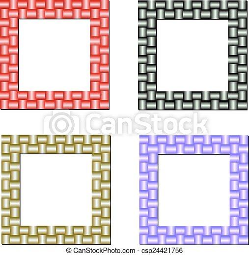 κορνίζα , μικροβιοφορέας  - csp24421756