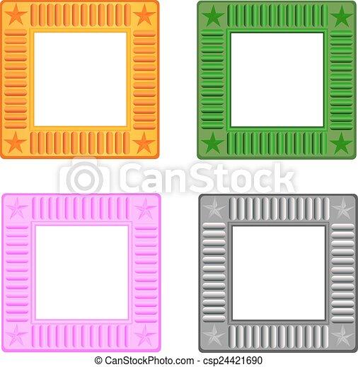 κορνίζα , μικροβιοφορέας  - csp24421690