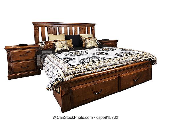 κρεβάτι  - csp5915782
