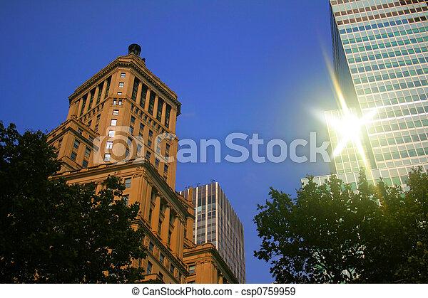 κτίρια , ιστορικός  - csp0759959