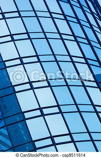κτίριο , αφαιρώ , μοντέρνος , λεπτομέρεια  - csp8511614