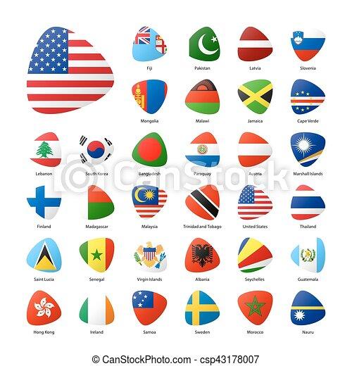 κόσμοs , σημαίες  - csp43178007