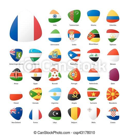 κόσμοs , σημαίες  - csp43178010